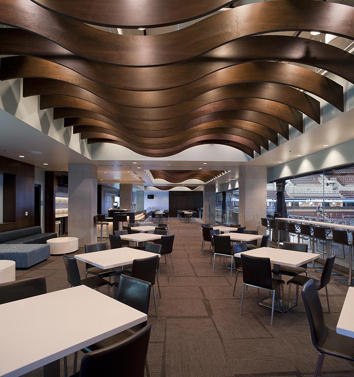 Food Amp Beverage Guest Services Intrust Bank Arena