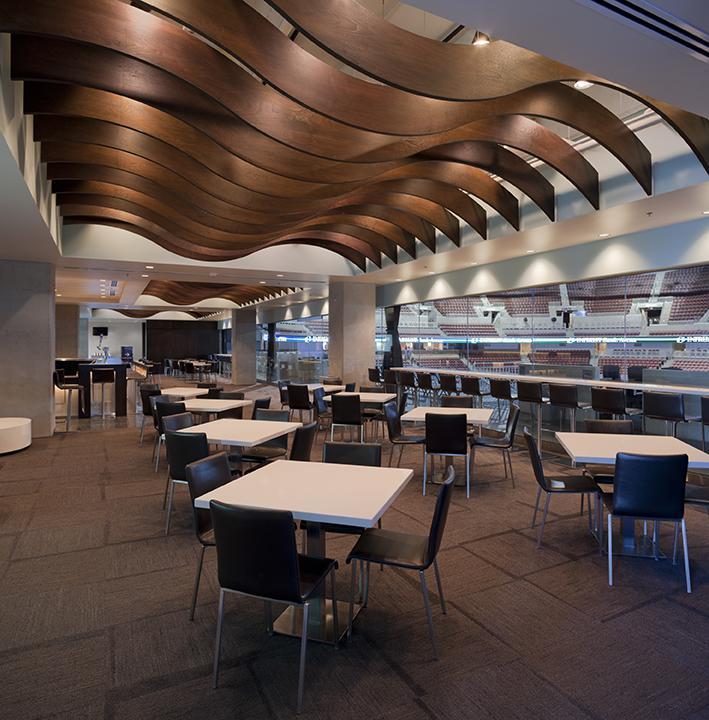 Suites Premium Seating Intrust Bank Arena