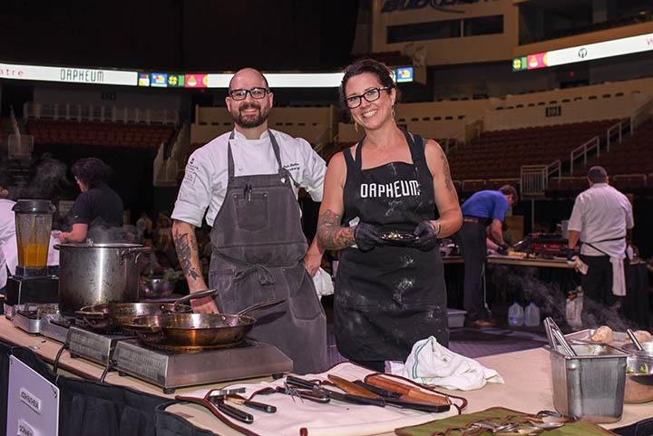 Celebrity & Chef Cookoff | Orpheum Theatre