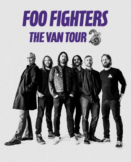 Foo Fighters at INTRUST Bank Arena - OCT 17