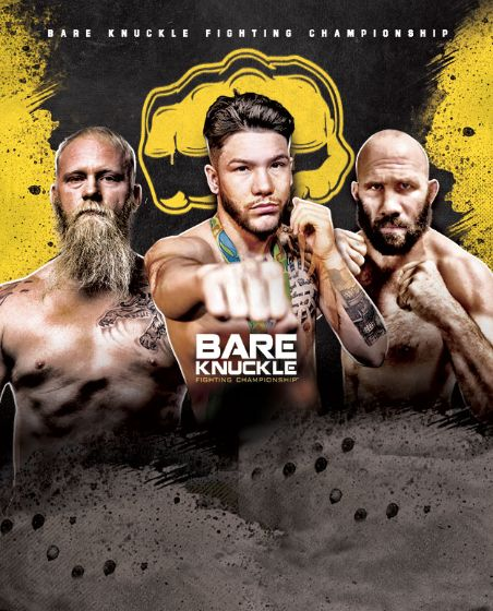 Bare Knuckle Fighting Championship at INTRUST Bank Arena - AUG 21