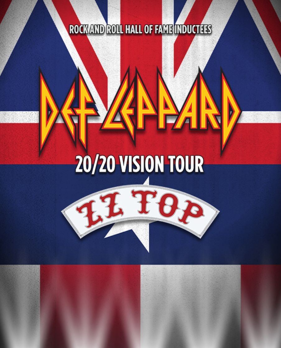Def Leppard at INTRUST Bank Arena - OCT 5