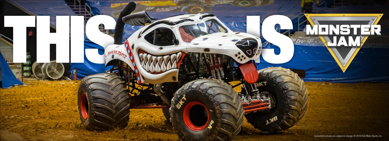 Monster Jam at INTRUST Bank Arena - FEB 22 - 23