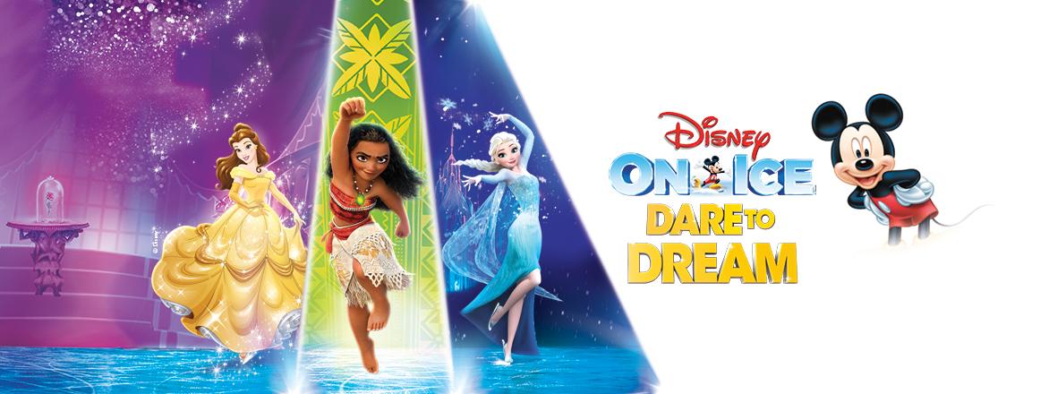 Disney On Ice Dare To Dream Intrust Bank Arena