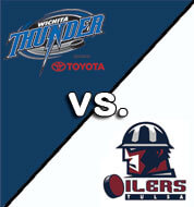 Thunder vs. Tulsa