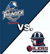 Wichita Thunder vs. Tulsa