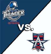 Wichita Thunder vs. Allen