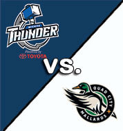 Wichita Thunder vs. Quad City