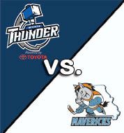 Wichita Thunder vs. Missouri