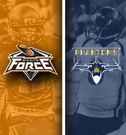 Wichita Force vs. Kansas City Phantoms