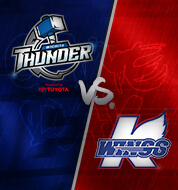 Wichita Thunder vs. Kalamazoo