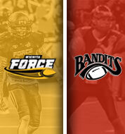 Wichita Force vs. Sioux City Bandits