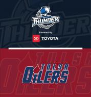 Thunder vs Tulsa