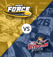 Wichita Force vs. Texas