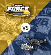 Wichita Force vs Oklahoma