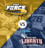 Wichita Force vs Salina