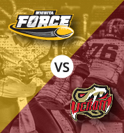 Wichita Force vs Amarillo