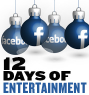 12 Days of Entertainment