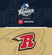Thunder vs Rapid City